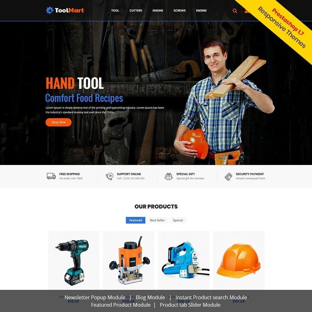theme - Autos & Motorräder - Toolmart-Werkzeuge - Auto Car Store - 1