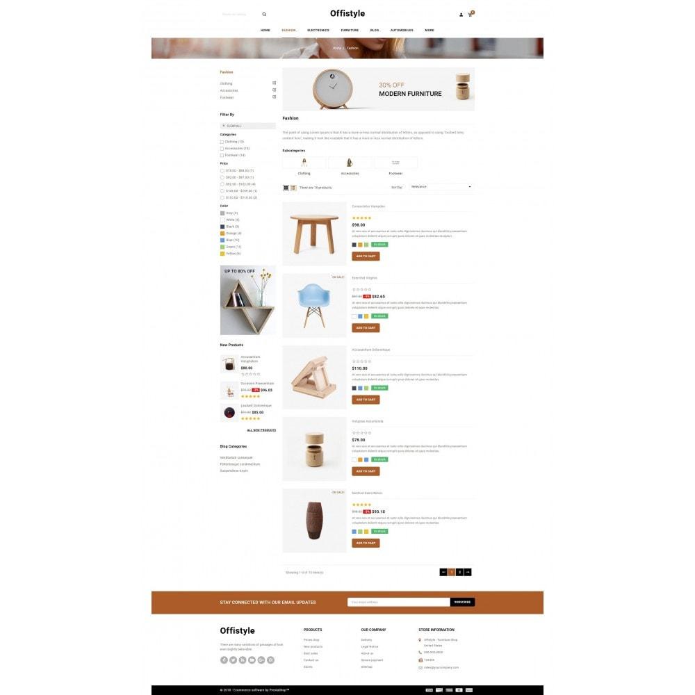 theme - Maison & Jardin - Offistyle - Furniture Store - 4