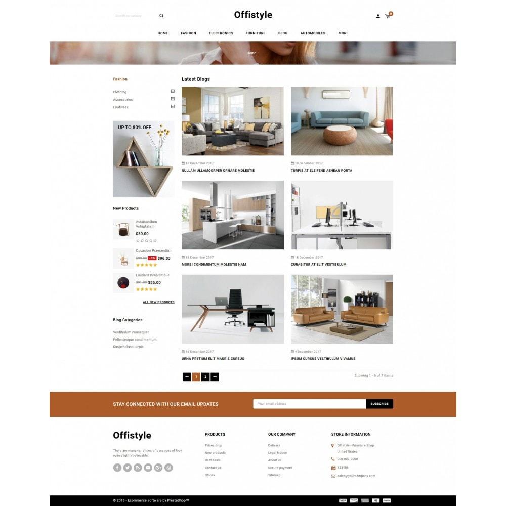 theme - Maison & Jardin - Offistyle - Furniture Store - 9
