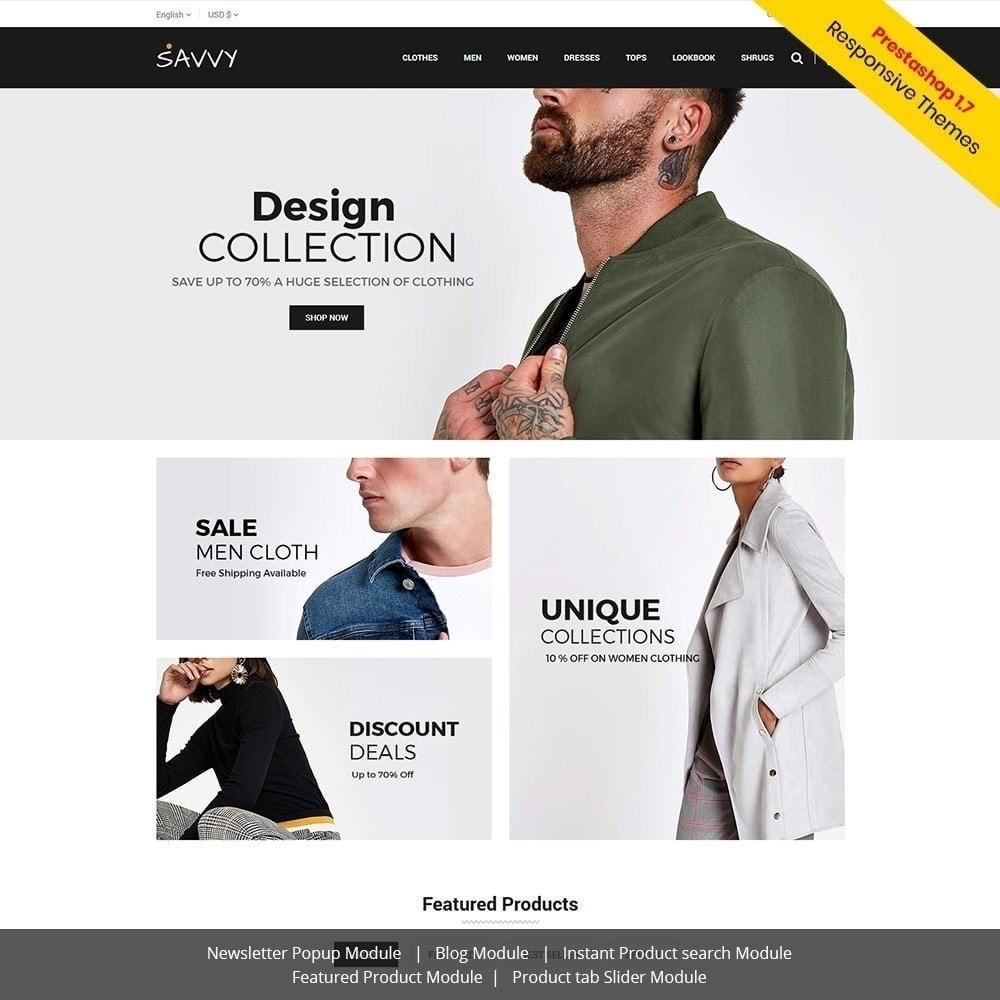 theme - Moda & Obuwie - Doświadczony projektant - Fashion Store - 2