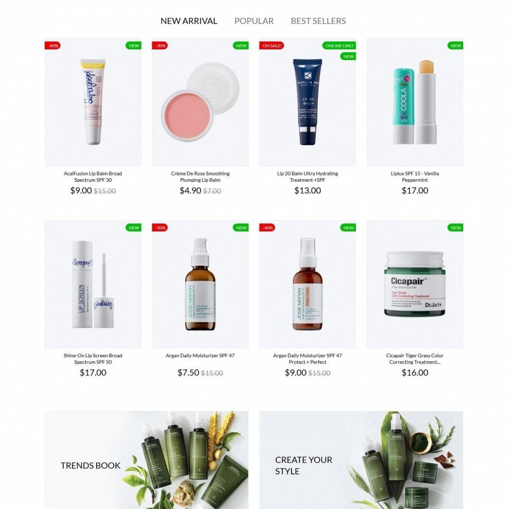 theme - Health & Beauty - Soft care Cosmetics - 3