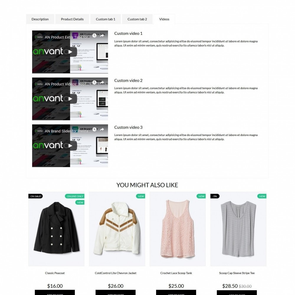 theme - Fashion & Shoes - Principle of style Fashion Store - 9