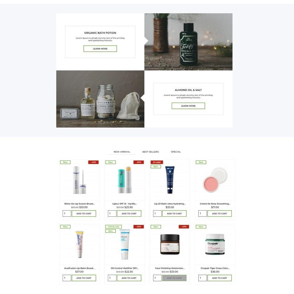 theme - Health & Beauty - Dolive Cosmetics - 3