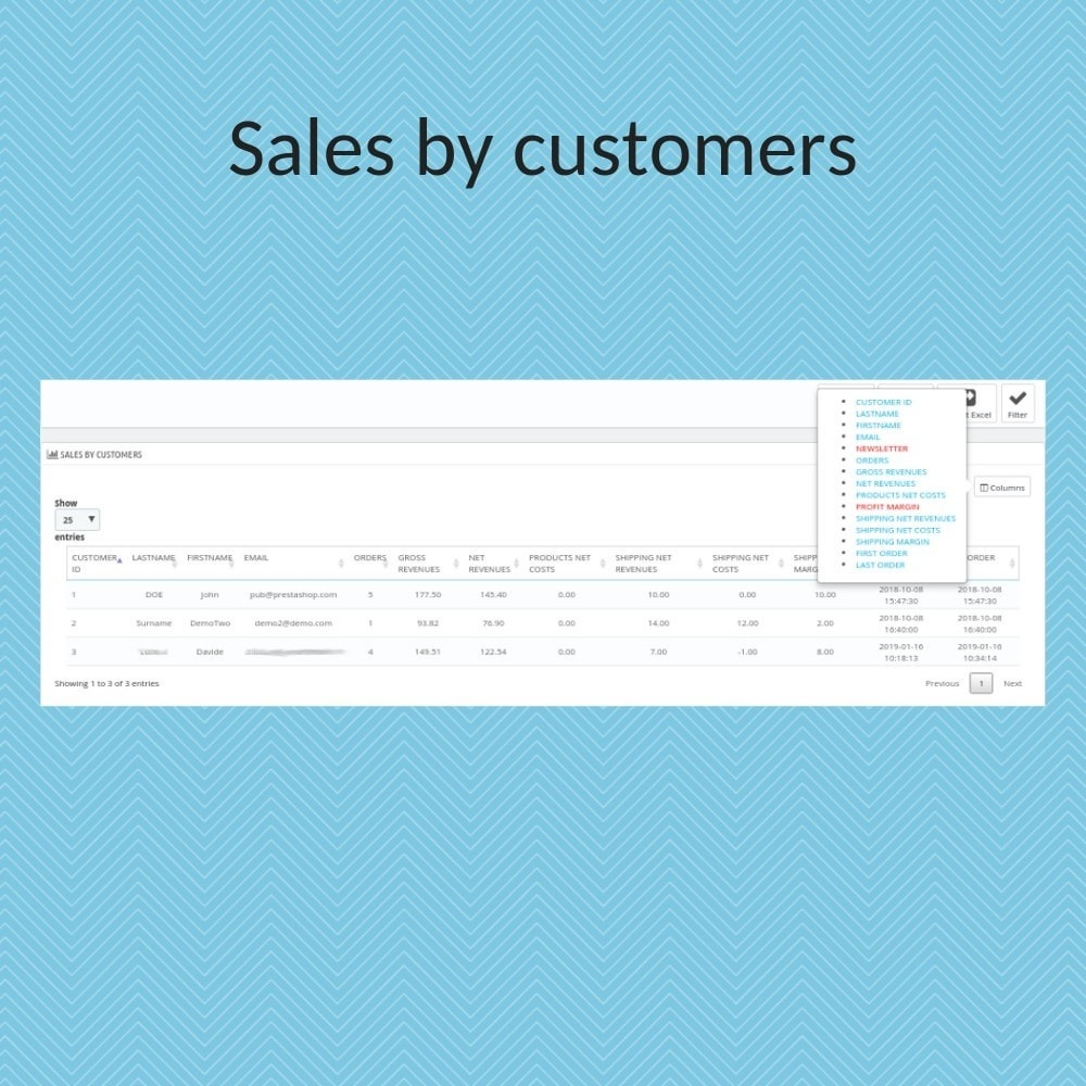 module - Data Import & Export - Smart Sales Reports - 8
