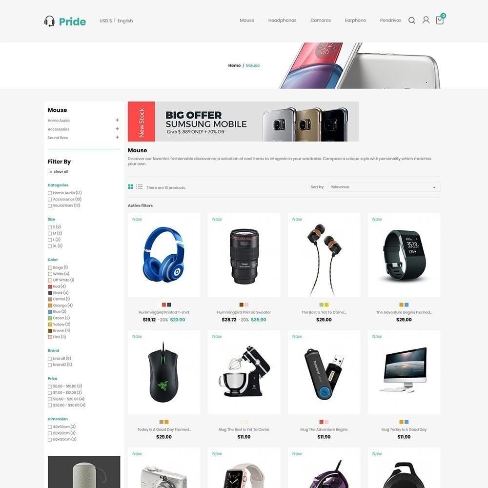 theme - Elettronica & High Tech - Elettronica mobile - Digital Store - 3