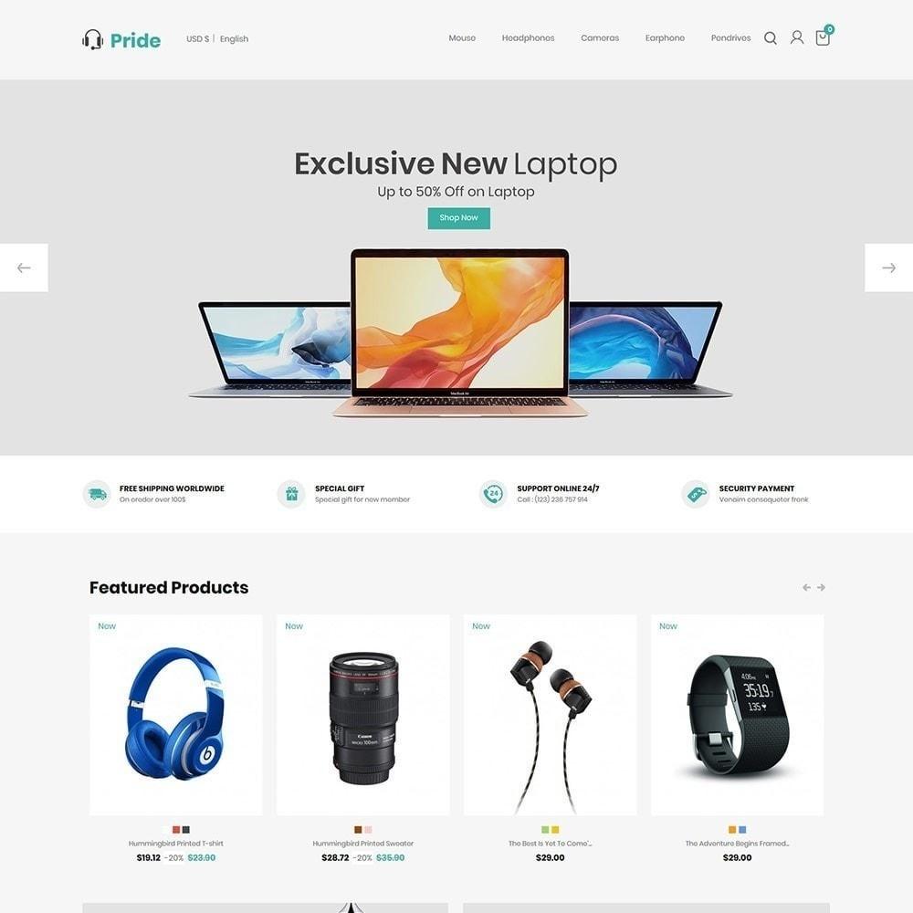 theme - Elettronica & High Tech - Elettronica mobile - Digital Store - 4