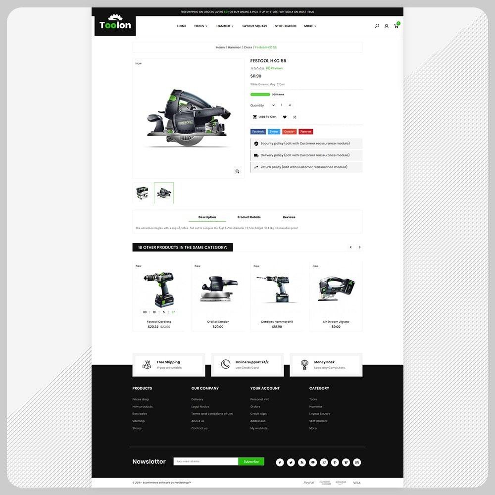 theme - Automotive & Cars - Toolen Tools Mega Mall - 4