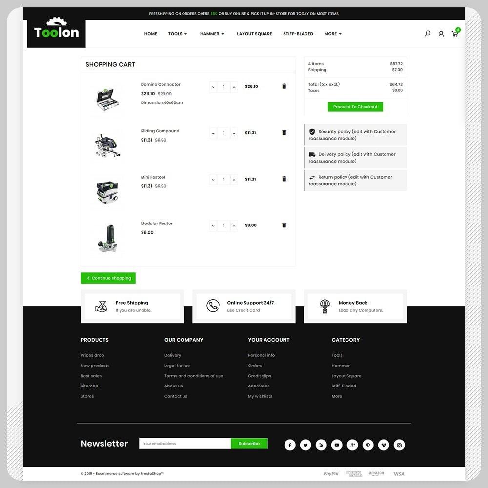 theme - Automotive & Cars - Toolen Tools Mega Mall - 5