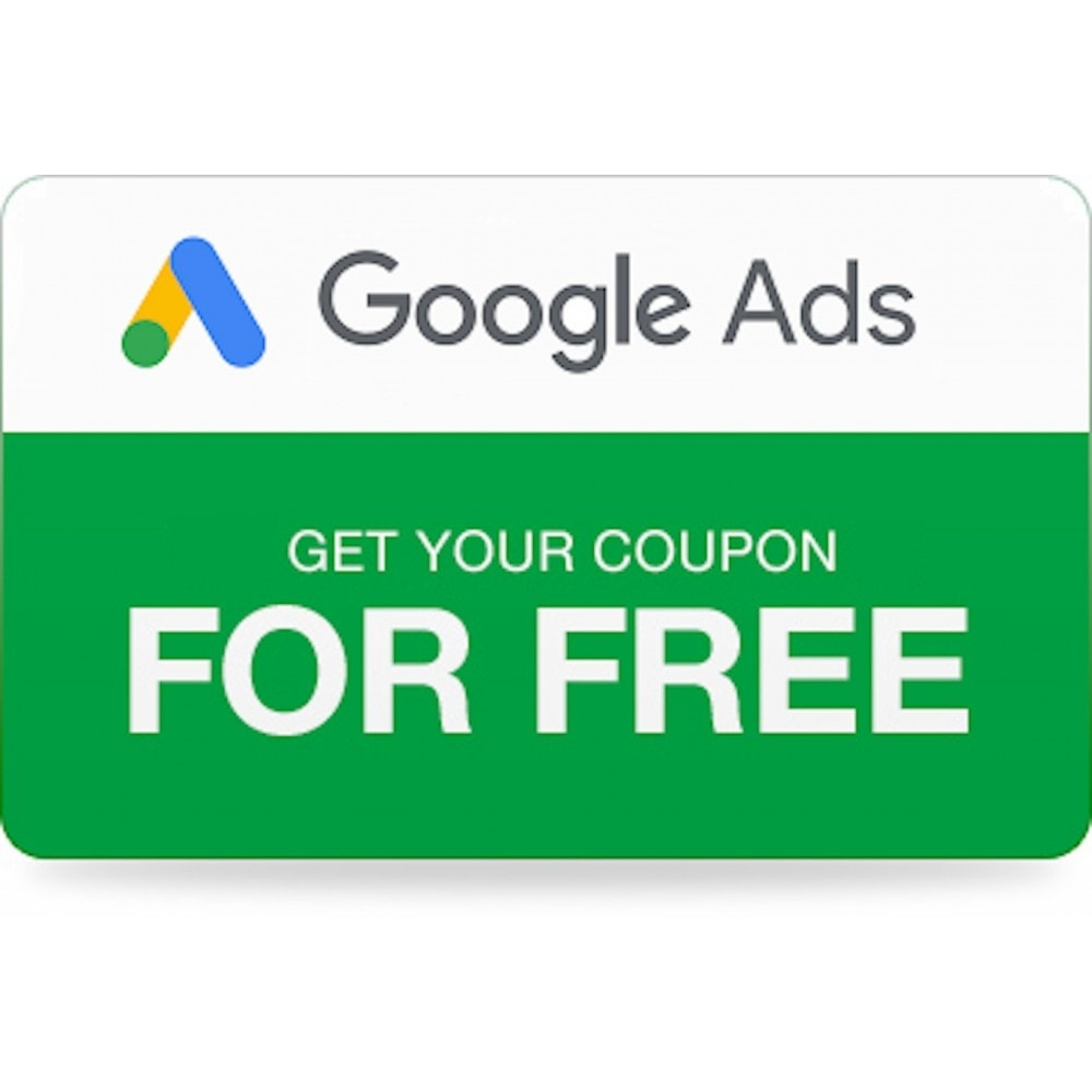 module - Платная поисковая оптимизация - Google Ads Coupons - 1