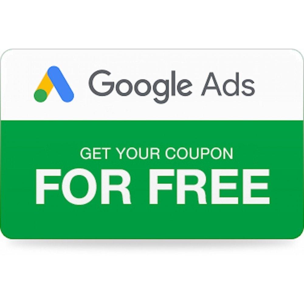 Google Ads Coupons - PrestaShop Addons