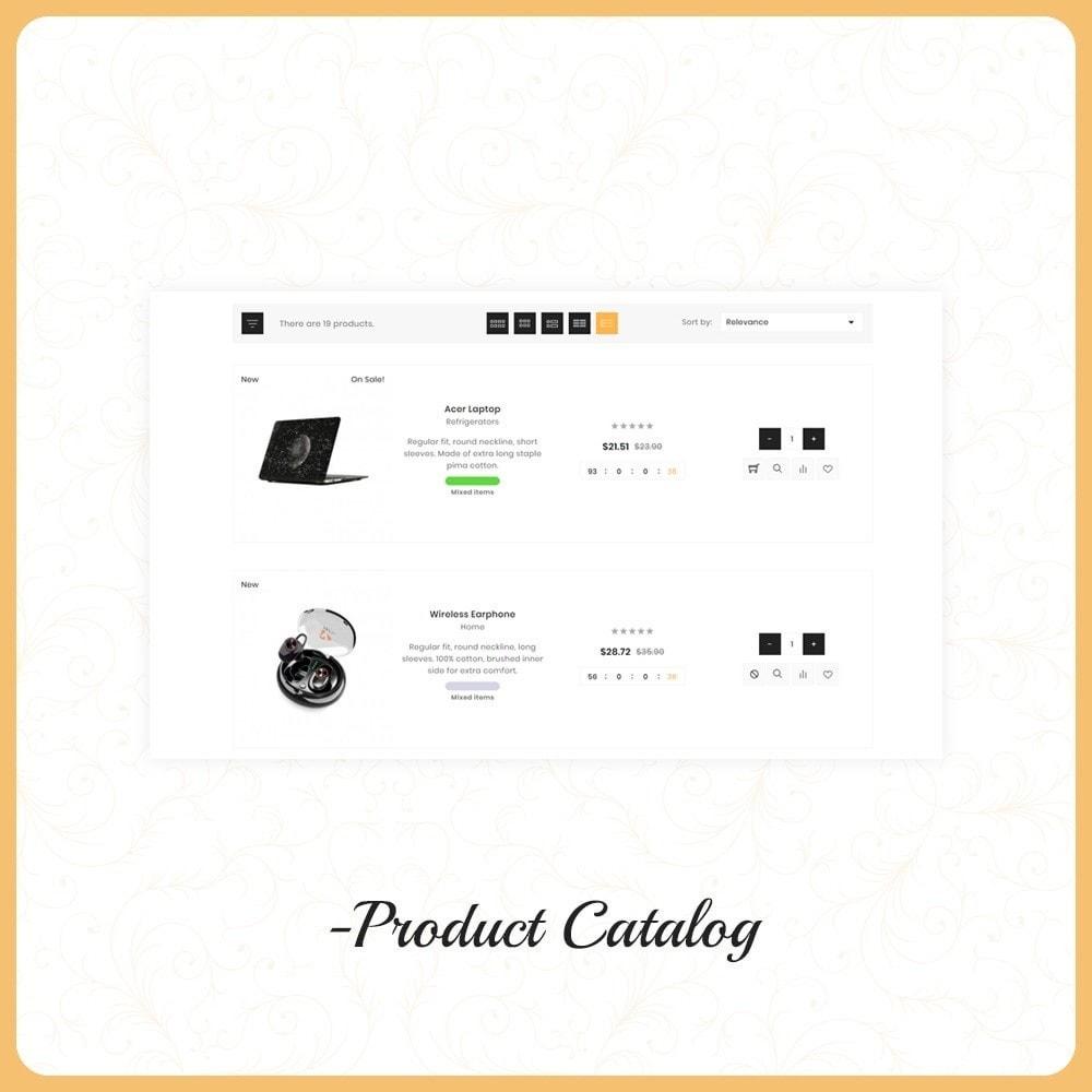 theme - Electronique & High Tech - Elettro Onida - Elecetroni Store - 11