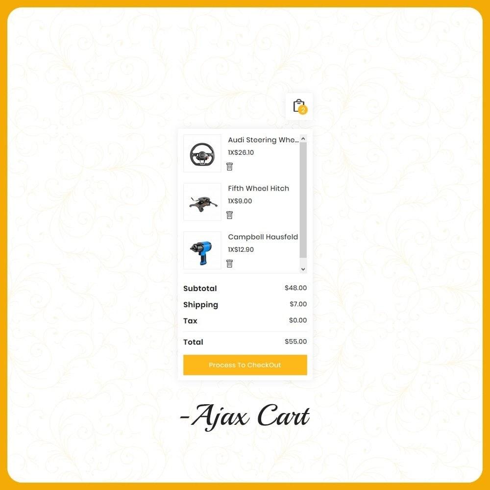 theme - Auto's & Motoren - Auto Part Shop - 6