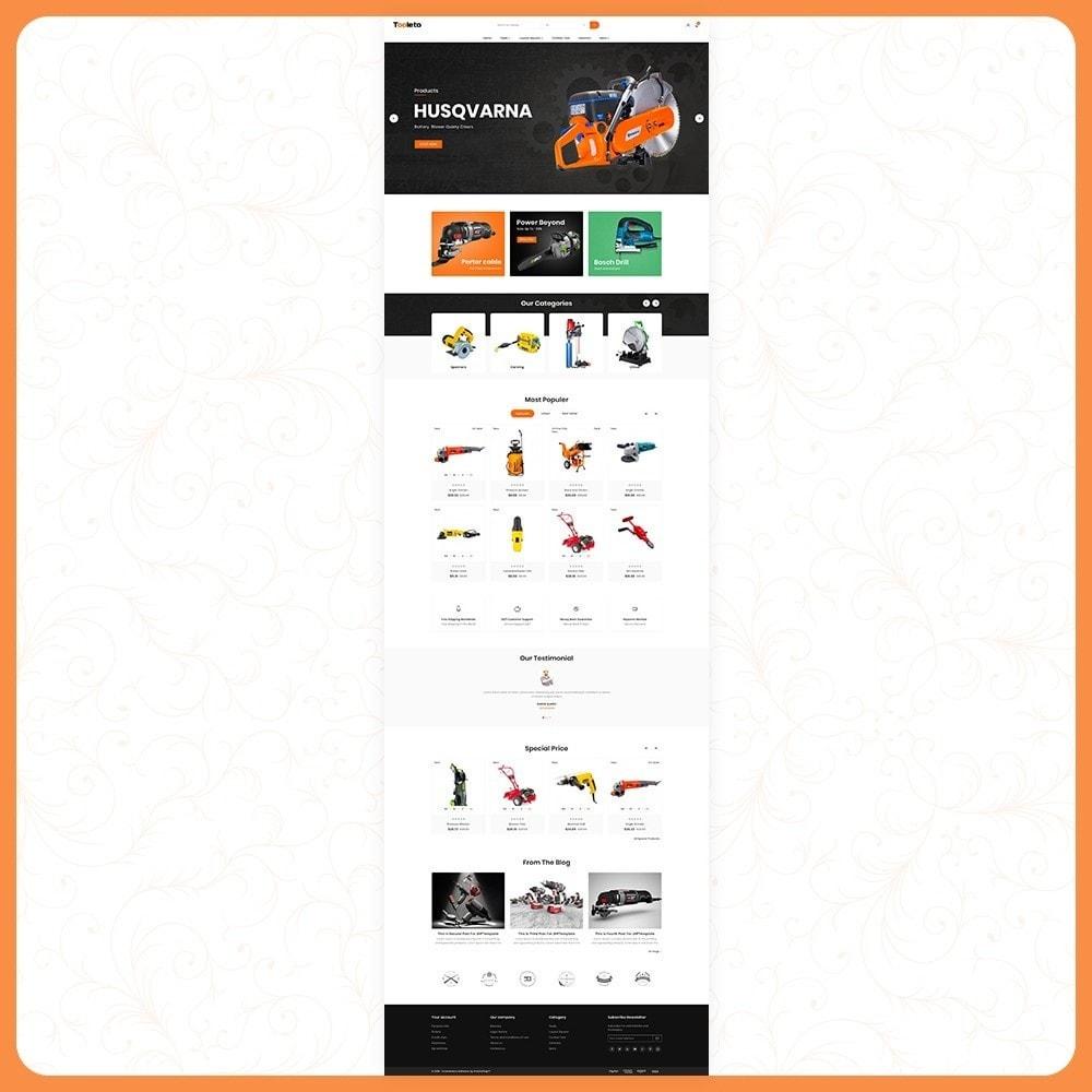 theme - Auto's & Motoren - Tooleto Tools Big Store - 2