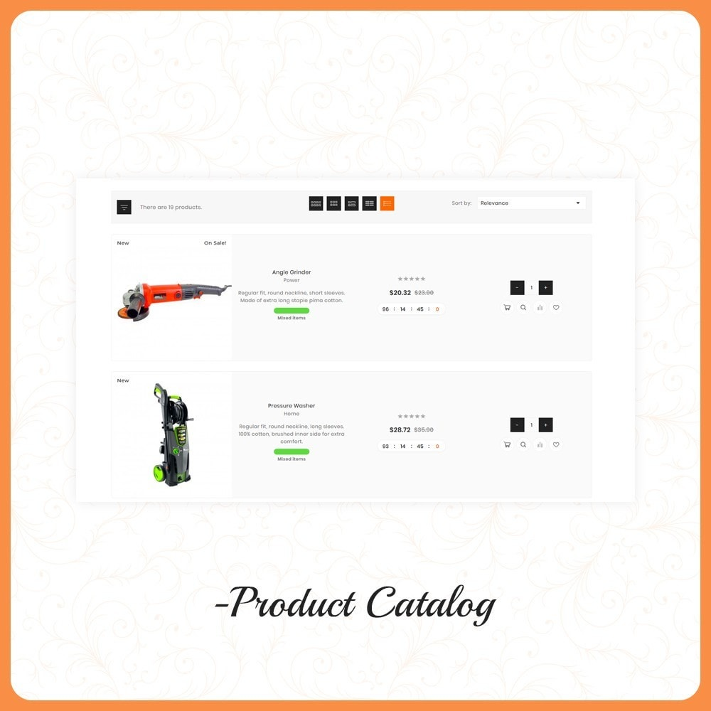 theme - Auto's & Motoren - Tooleto Tools Big Store - 11