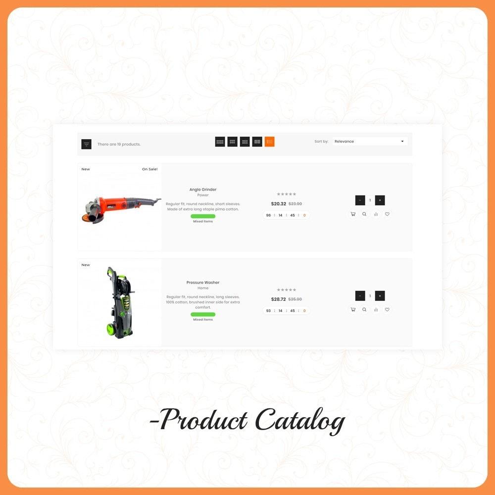 theme - Auto's & Motoren - Tooleto Utensili - Tools Big Store - 11