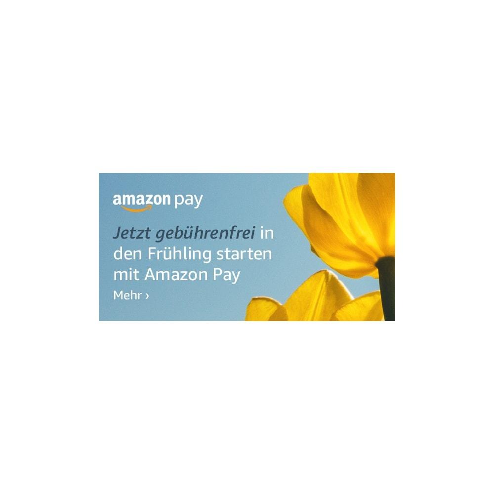 module - Zahlung per Kreditkarte oder Wallet - Amazon Pay - 2