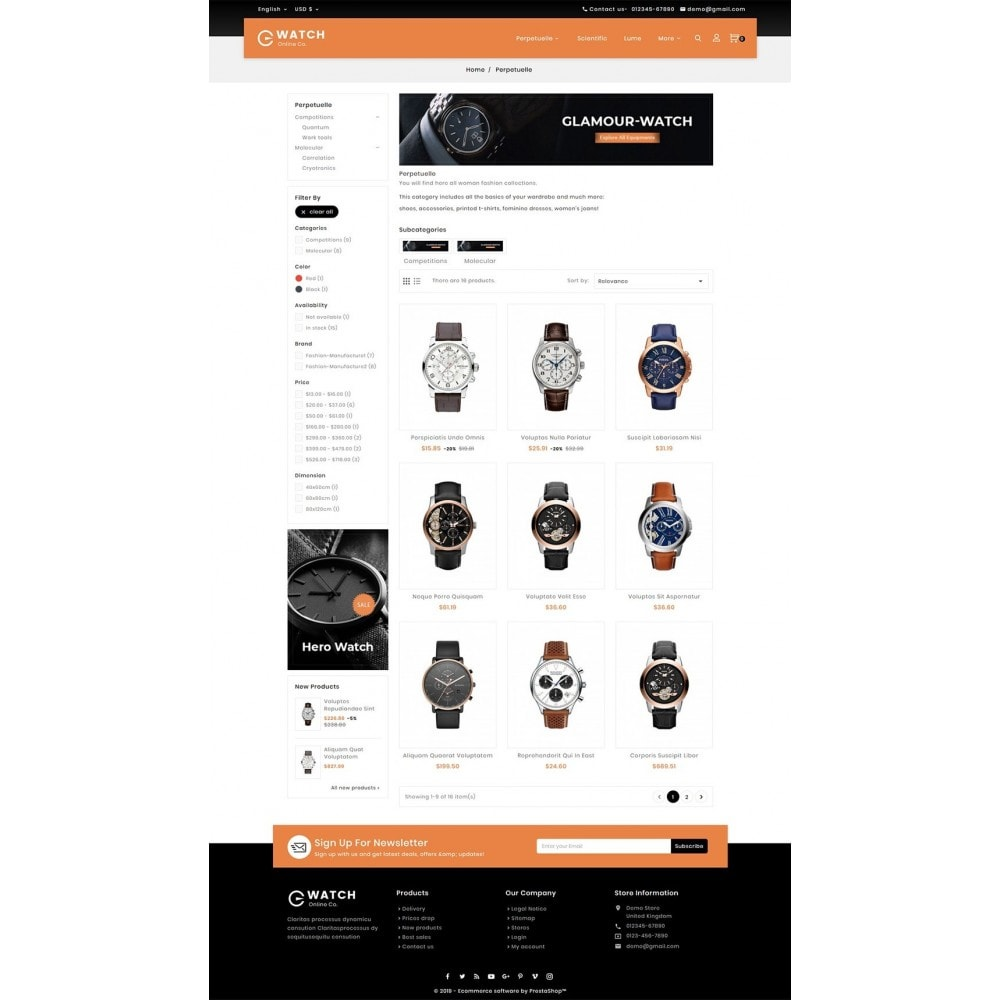 theme - Schmuck & Accesoires - Watch & Imitation Shop - 3