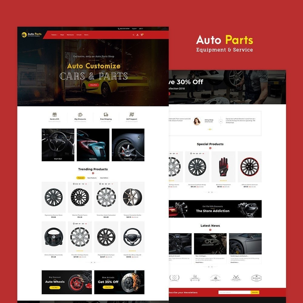 theme - Coches y Motos - Auto Parts - Equipment & Services - 2