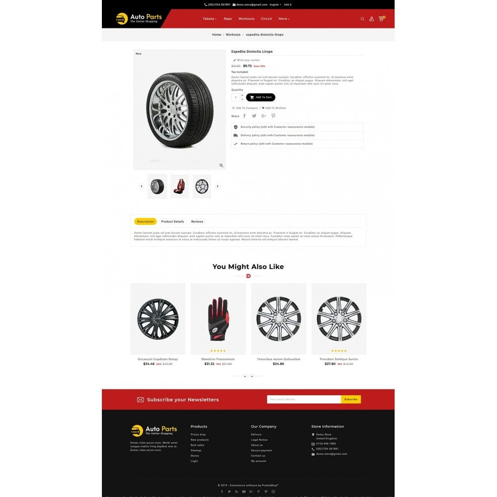 theme - Coches y Motos - Auto Parts - Equipment & Services - 5