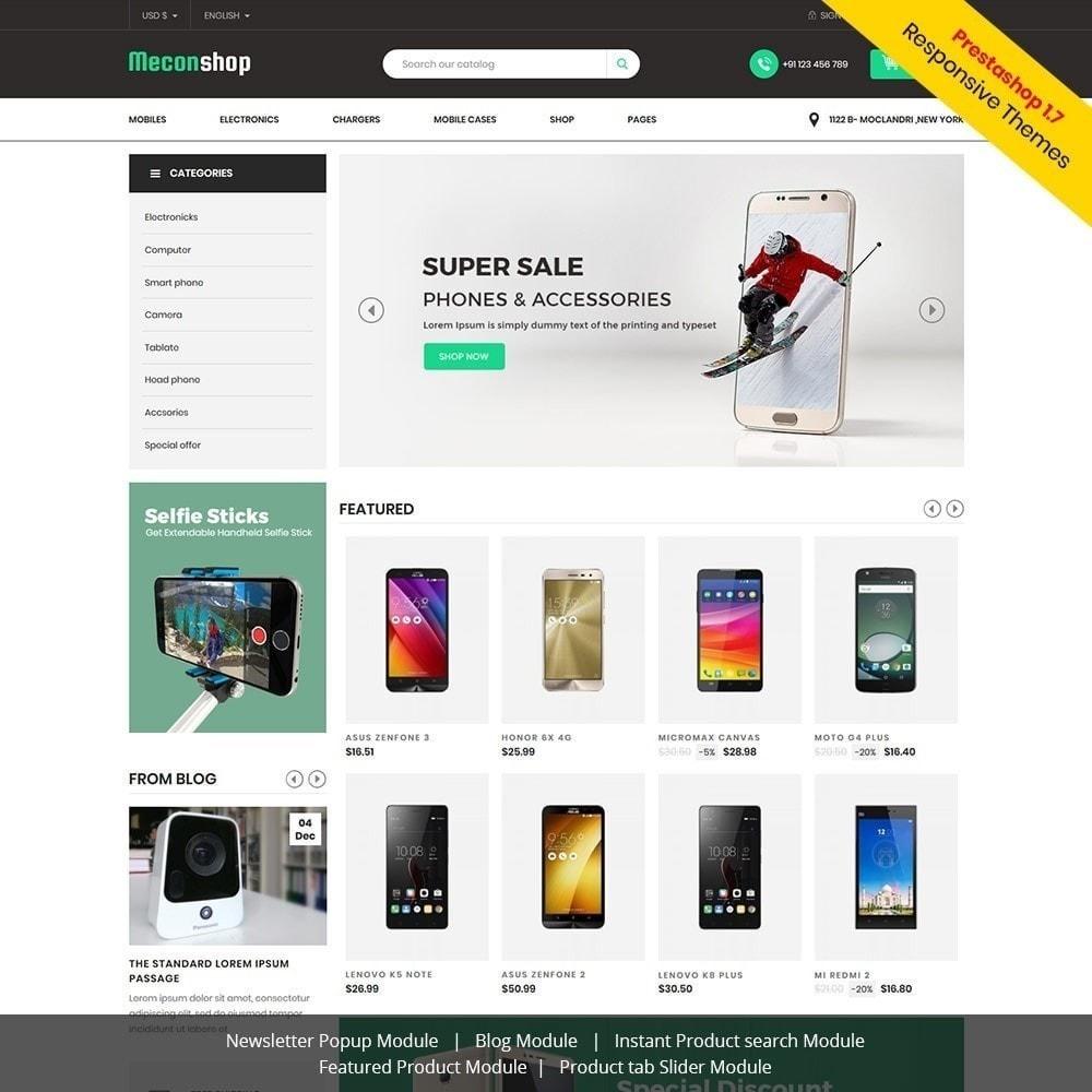 theme - Elektronica & High Tech - Mecon Mobile - Elektronicawinkel - 2