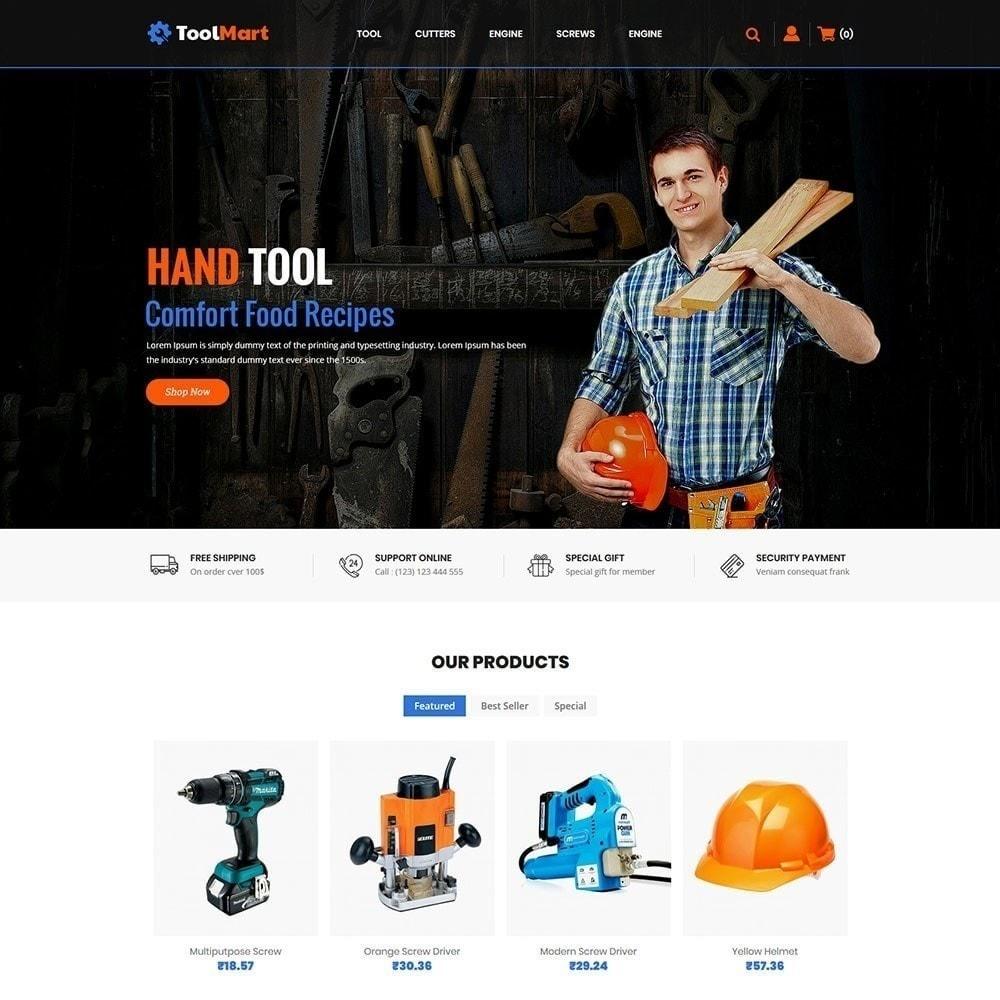 theme - Autos & Motorräder - Toolmart-Werkzeuge - Auto Car Store - 2