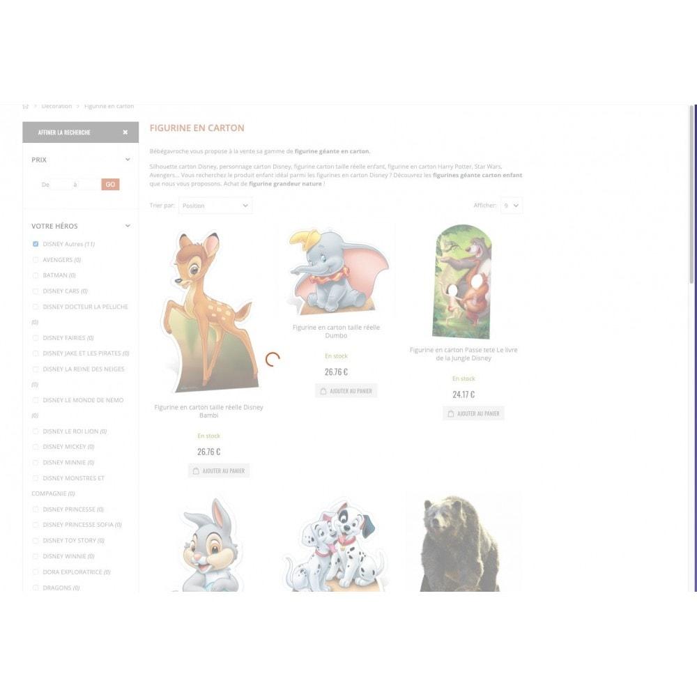 module - Бренды и производители - WMB | E-merchandising platform - 3