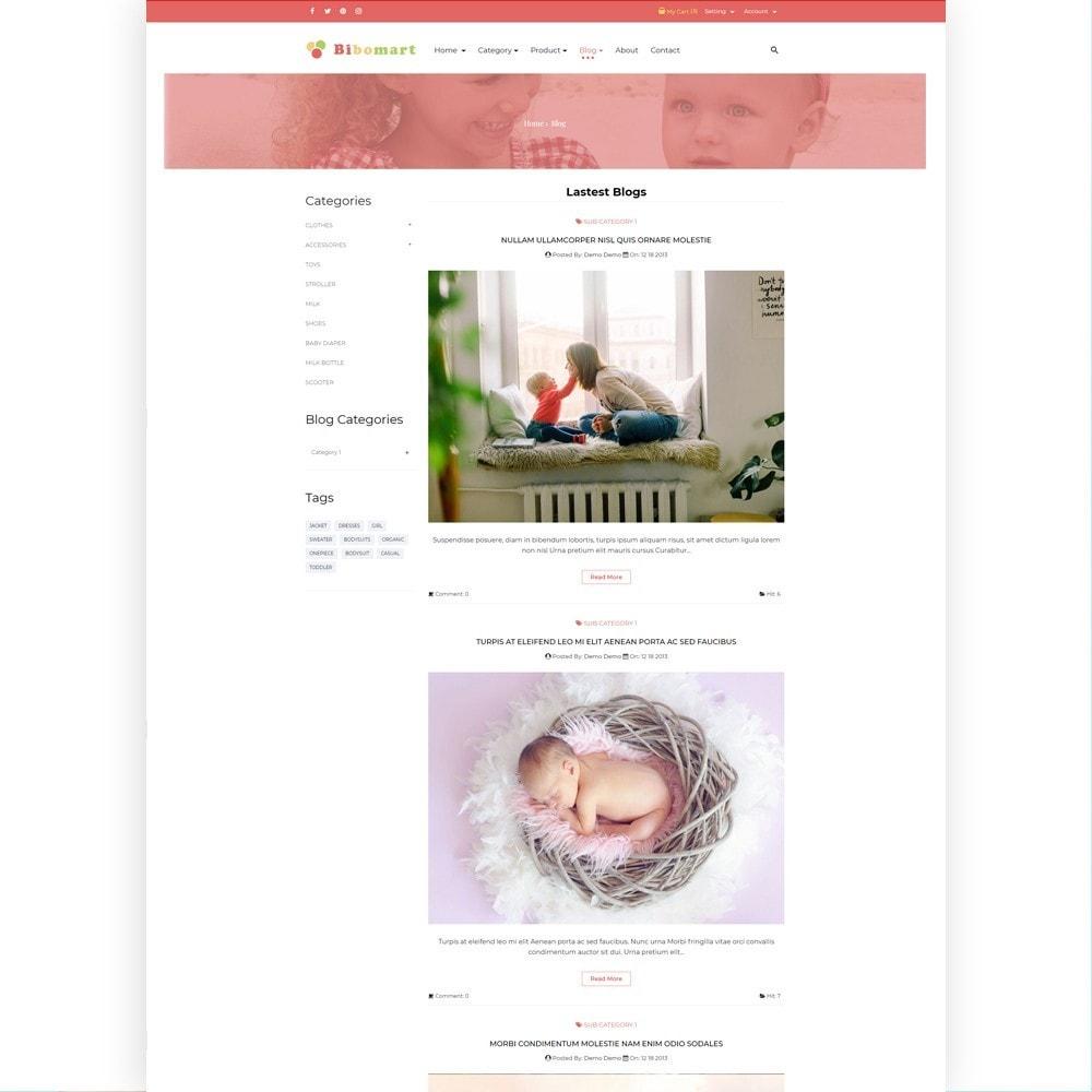 theme - Bambini & Giocattoli - Leo Bibomart Baby & Kid Store - 8