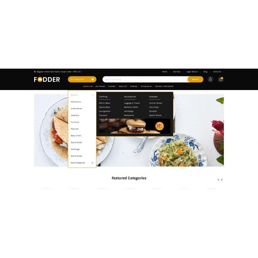theme - Food & Restaurant - Fodder - Online Restaurant Store - 6