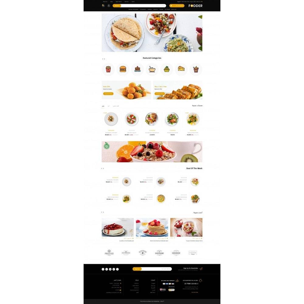 theme - Eten & Restaurant - Fodder - Online Restaurant Store - 10