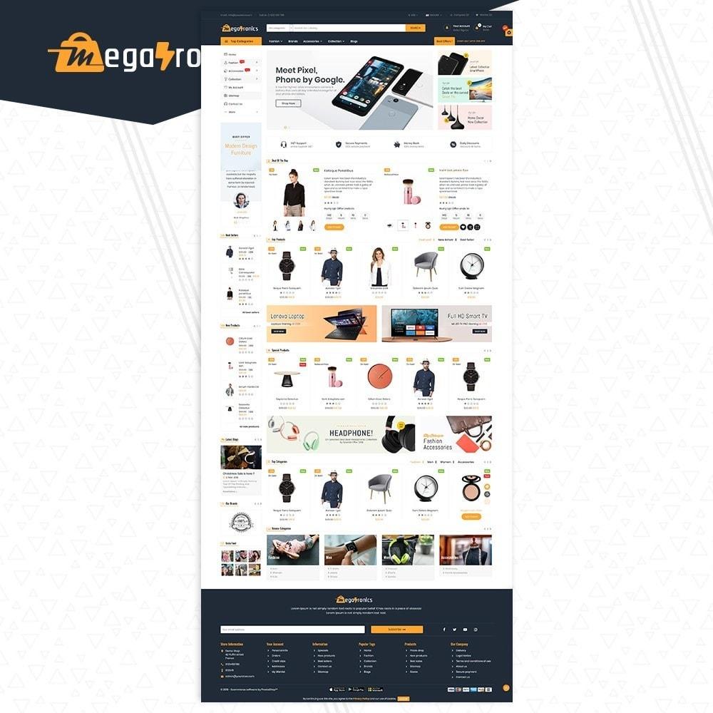 theme - Electronique & High Tech - Megatronics Multi Store - 2