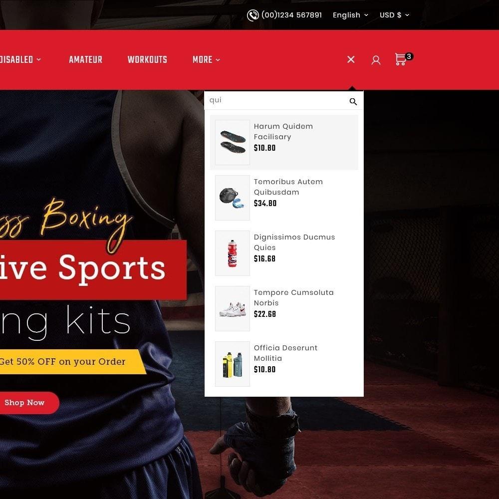 theme - Desporto, Actividades & Viagens - Sports - Seasonal Activities Mall - 10