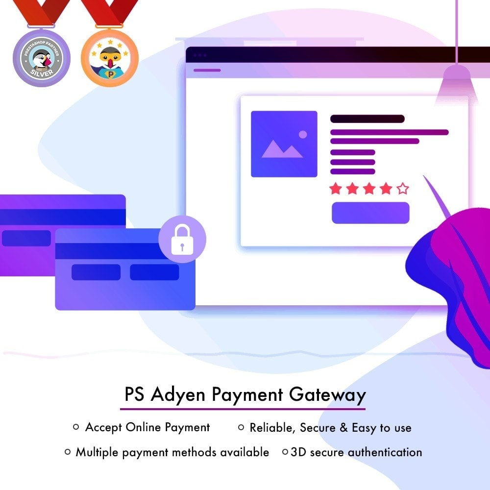 module - Other Payment Methods - Adyen Payment Gateway - 1