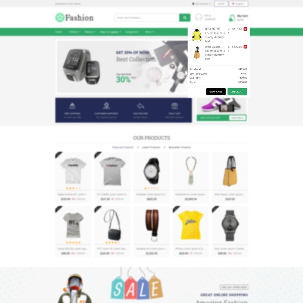 theme - Мода и обувь - Fashion Responsive Store - 6