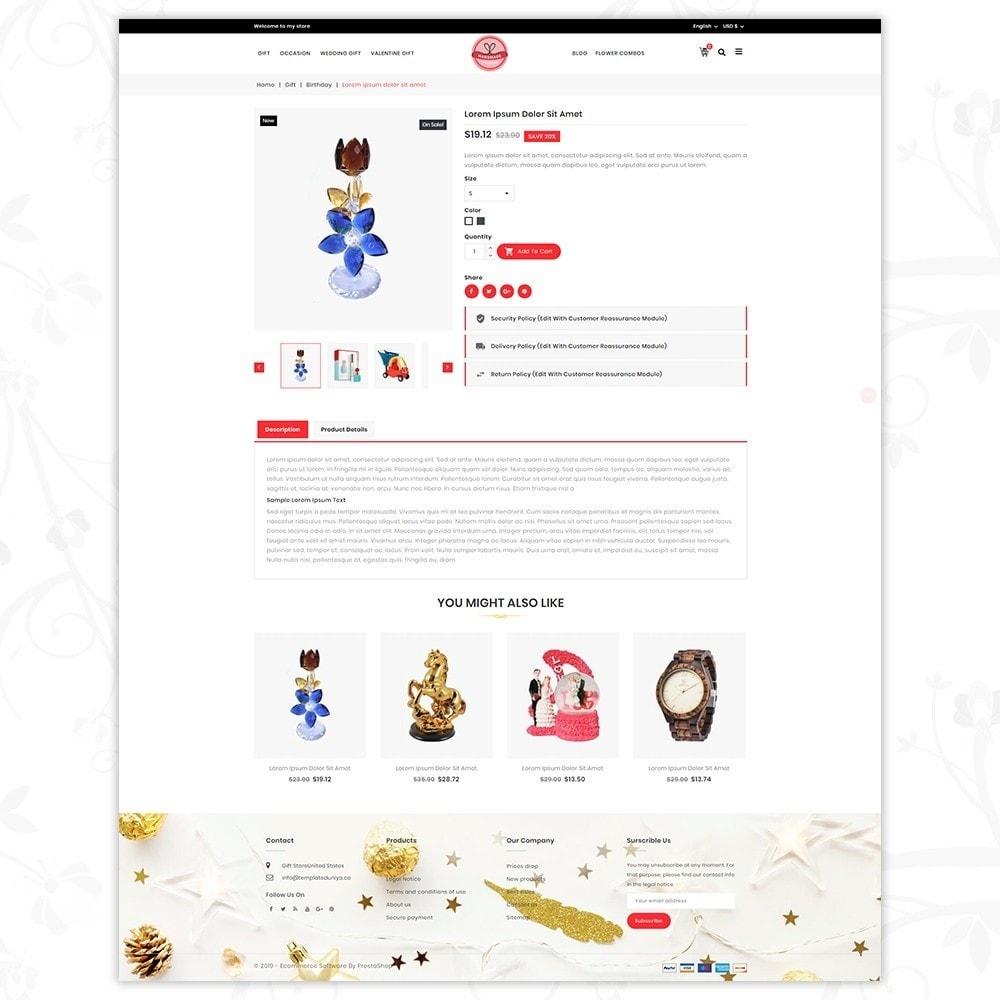 theme - Regalos, Flores y Celebraciones - Handmade Gift - 5