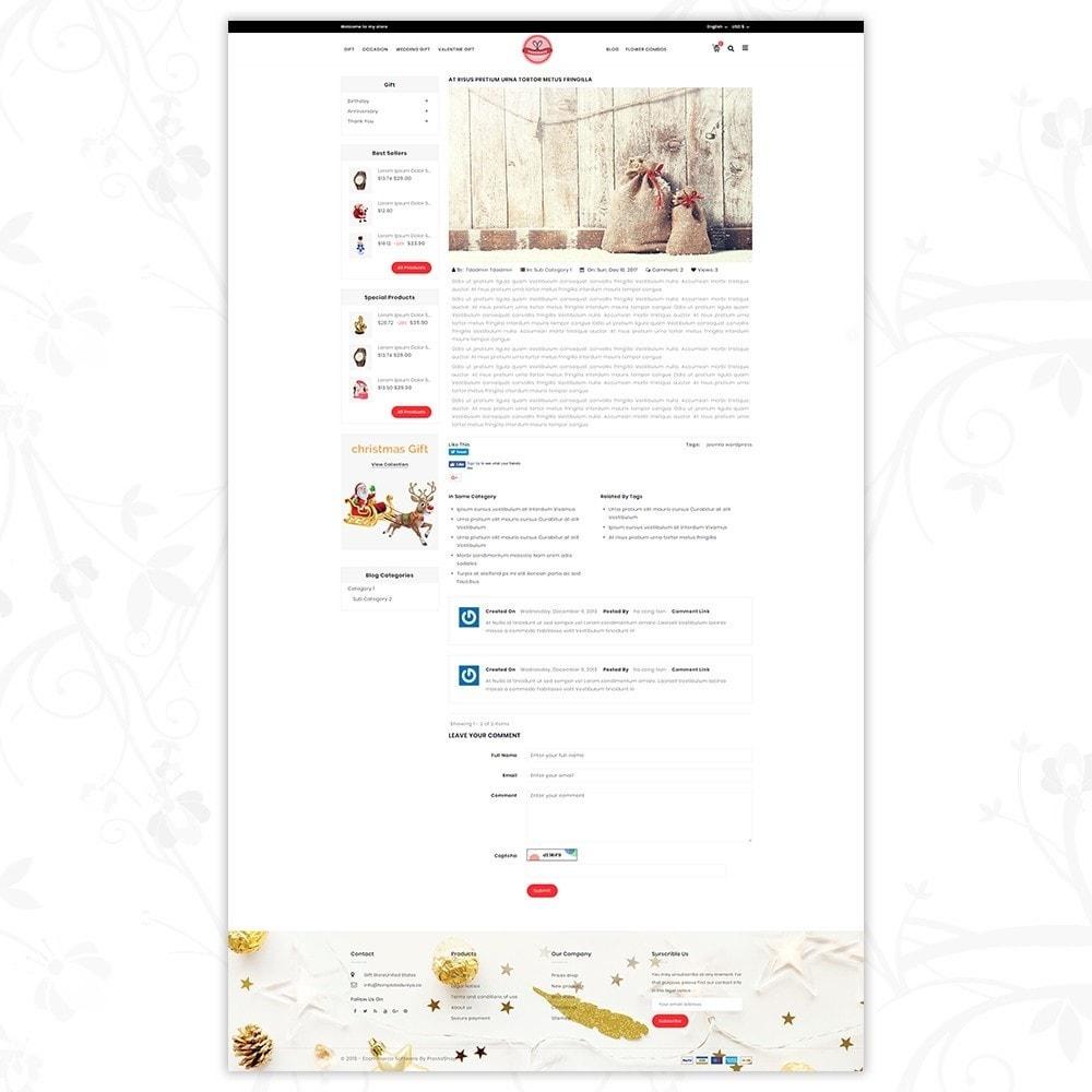theme - Regalos, Flores y Celebraciones - Handmade Gift - 8