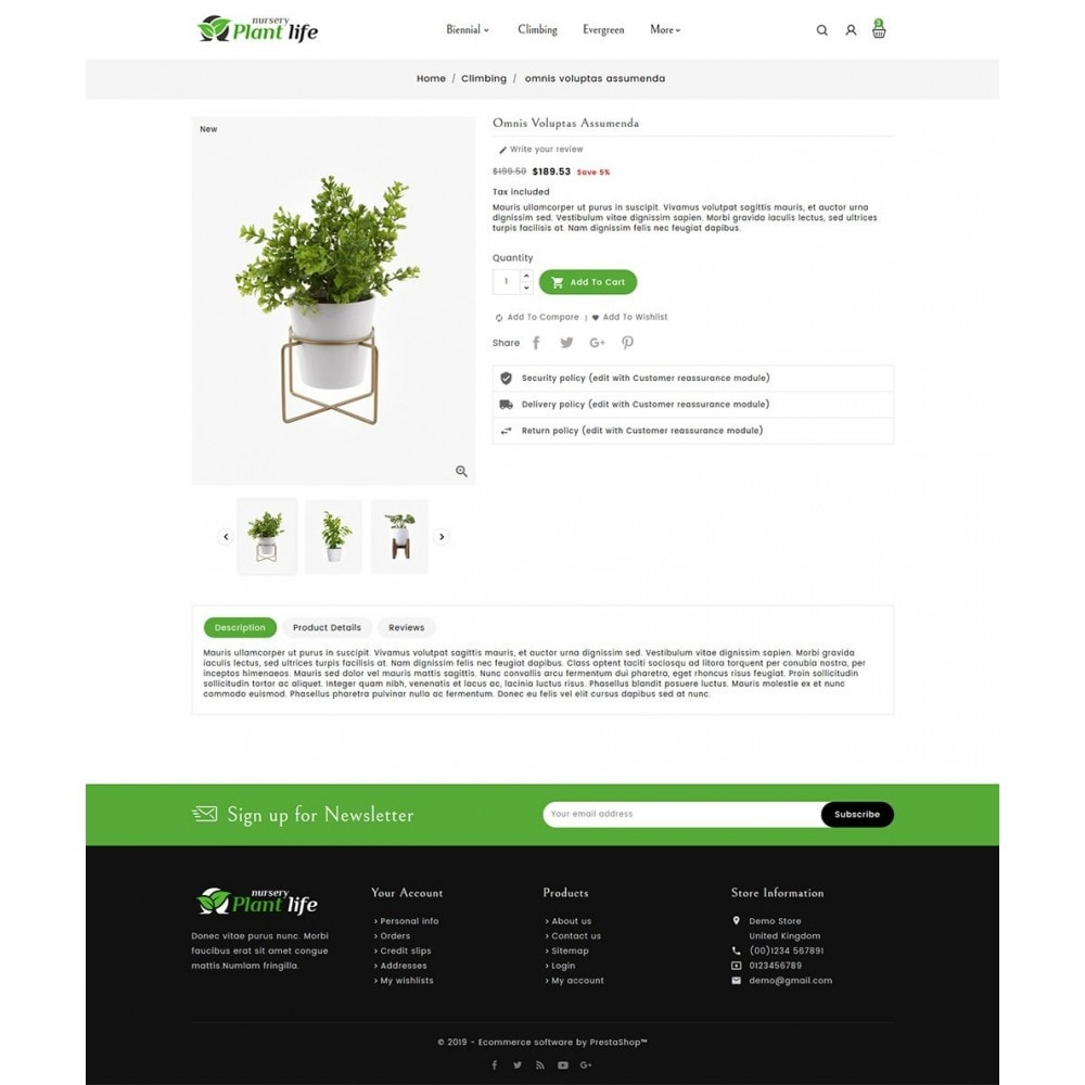 theme - Hogar y Jardín - Nursery & Plant Life - 5