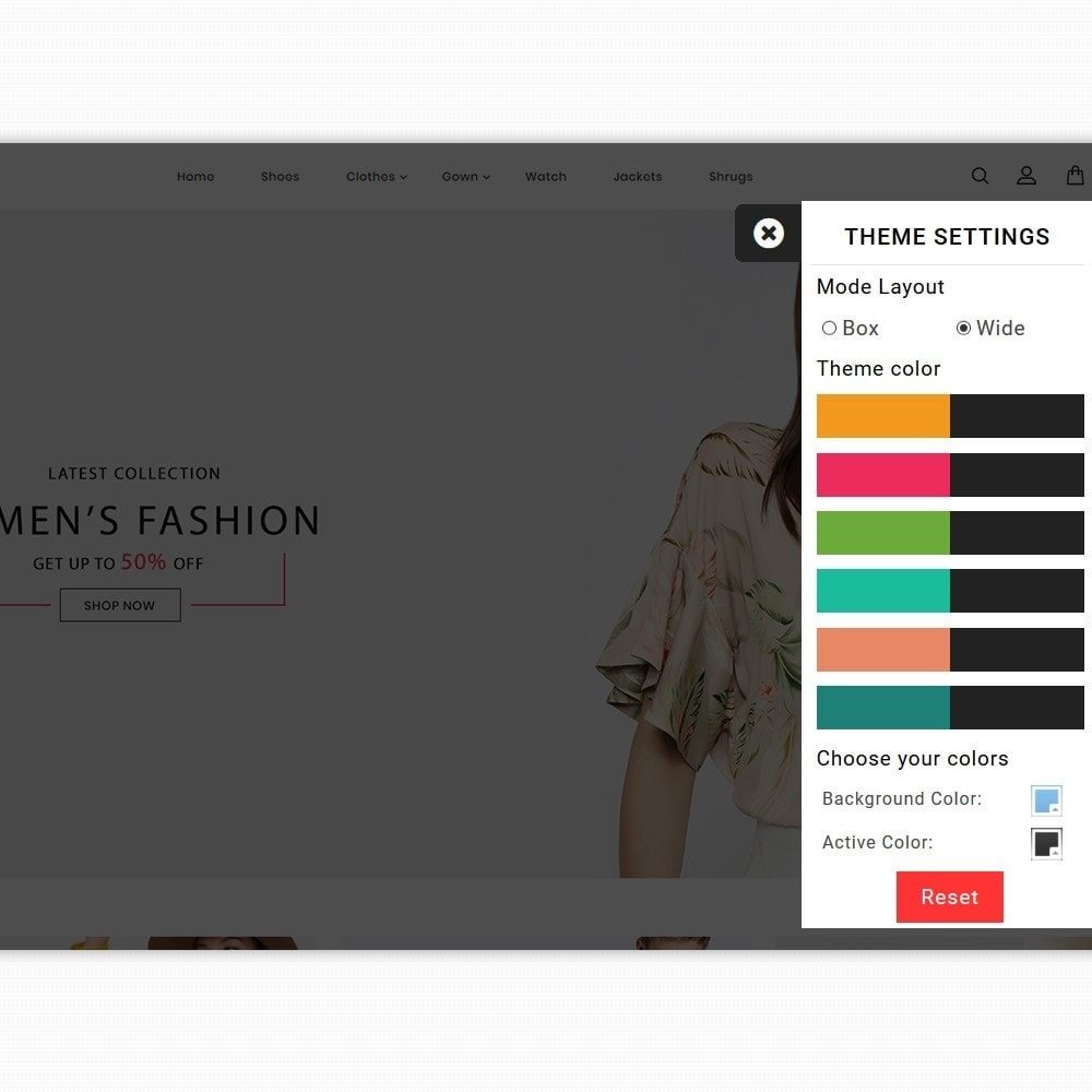 theme - Mode & Schuhe - Wearpal - The Fashion Store - 8
