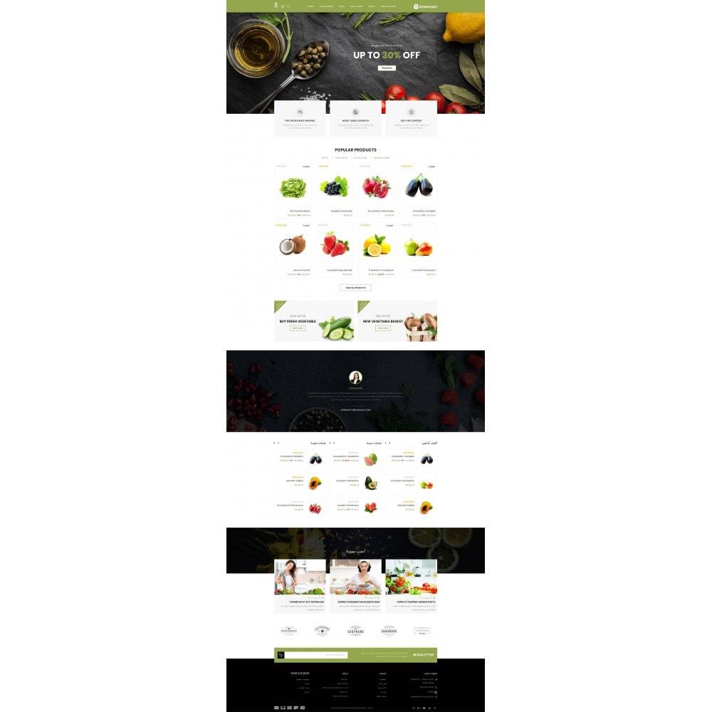 theme - Home & Garden - Green Cart - Organic Store - 10