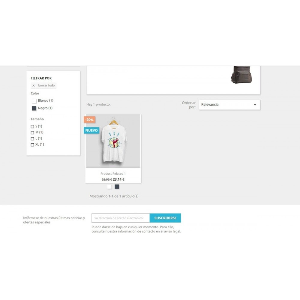 module - Bundels & Personalisierung - Quick Cart with combinations - 2