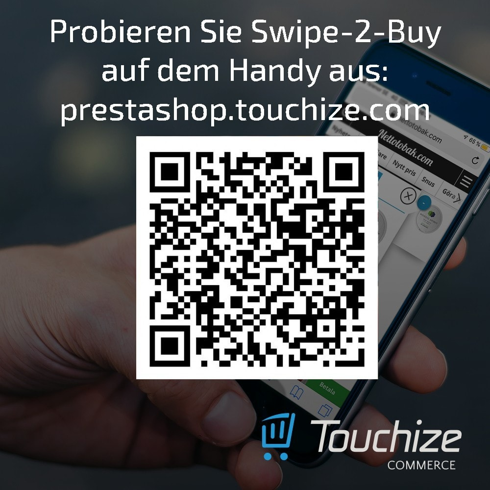 module - Mobile Endgeräte - Touchize Commerce - 2