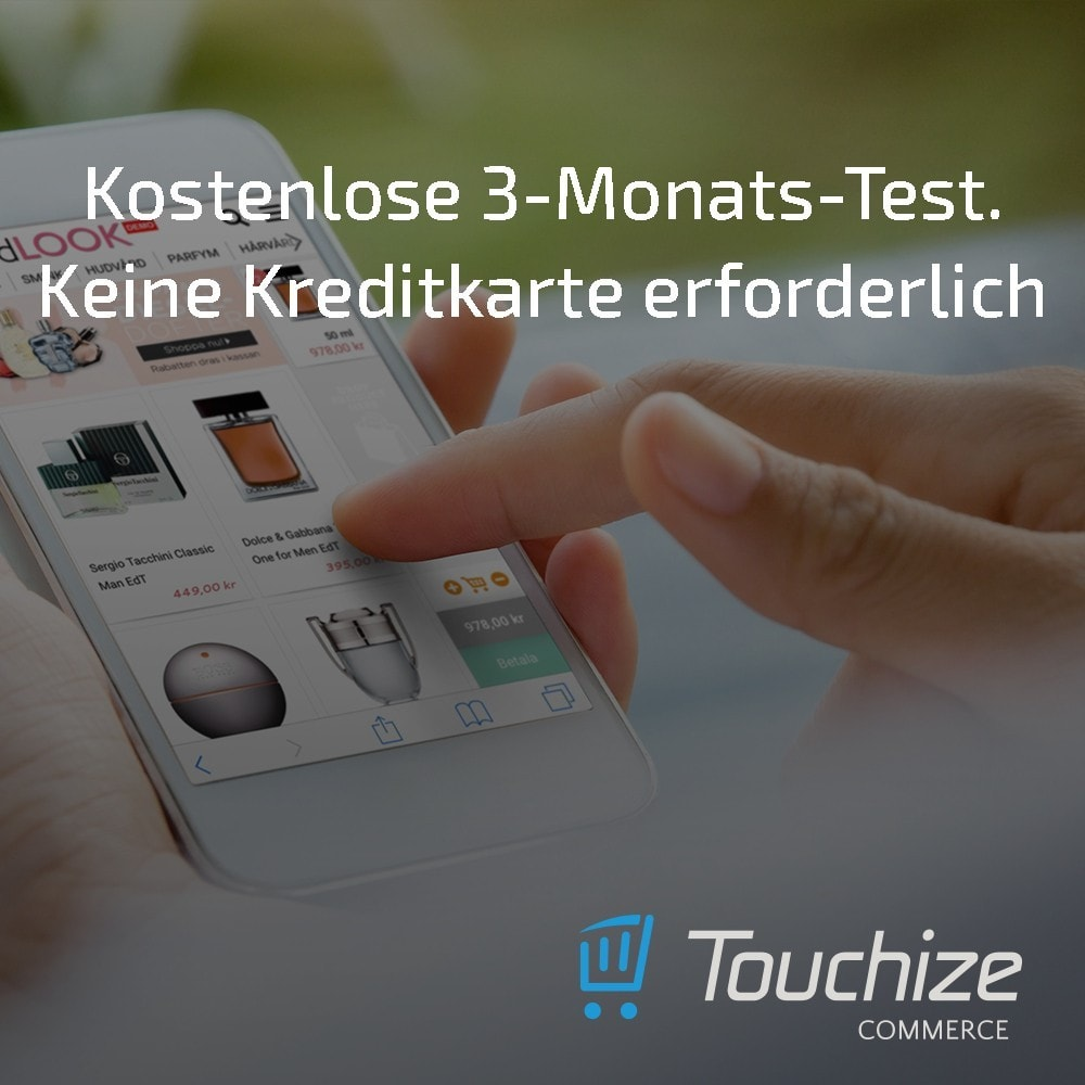 module - Mobile Endgeräte - Touchize Commerce - 3