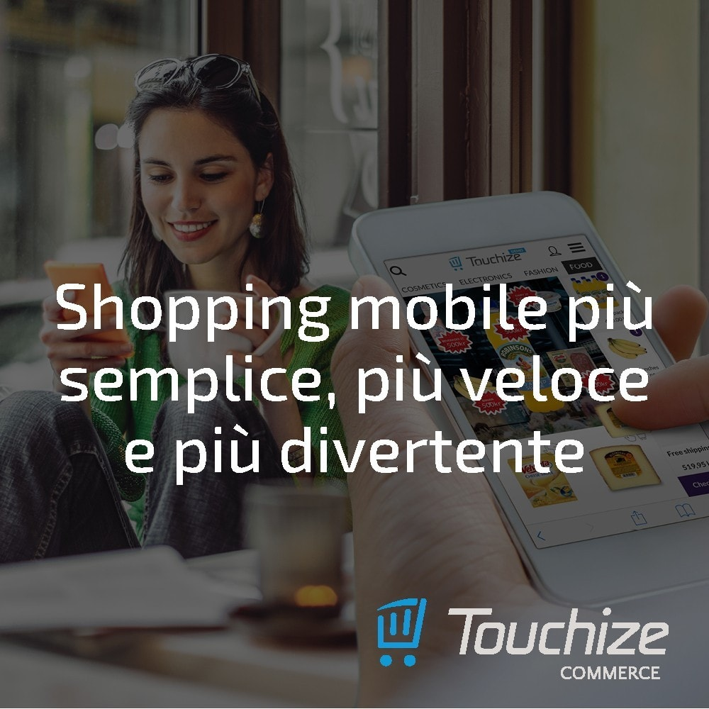 module - Dispositivi mobili - Touchize Commerce - 3