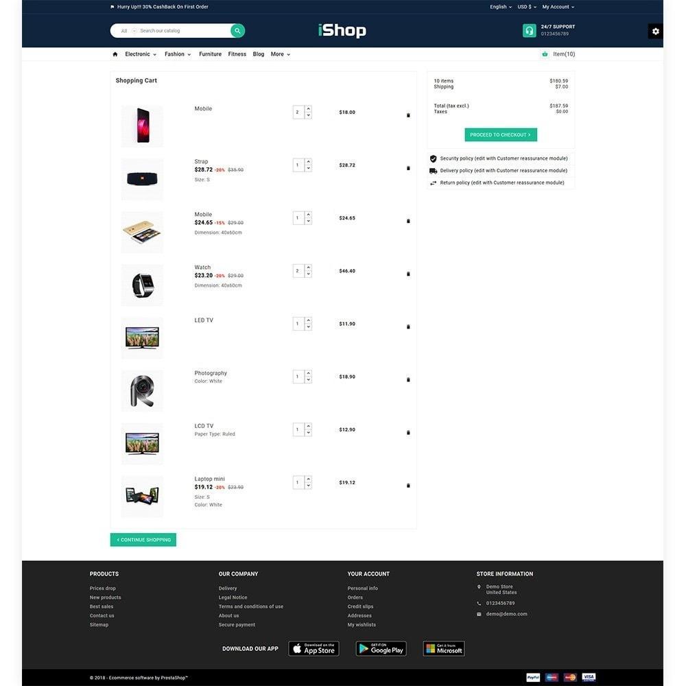 theme - Elektronik & High Tech - I Shop Electronic Store - 4