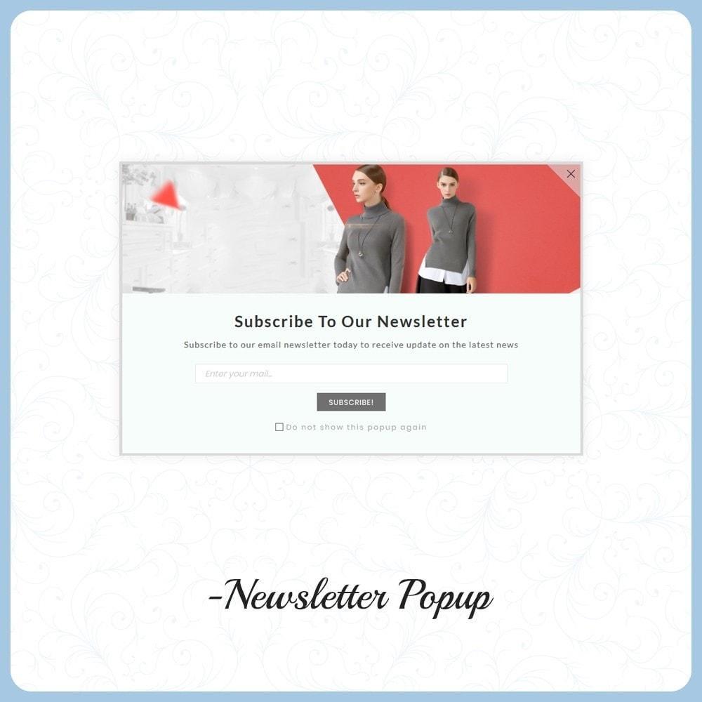 theme - Moda & Calçados - Hurley Fashion Store - 10