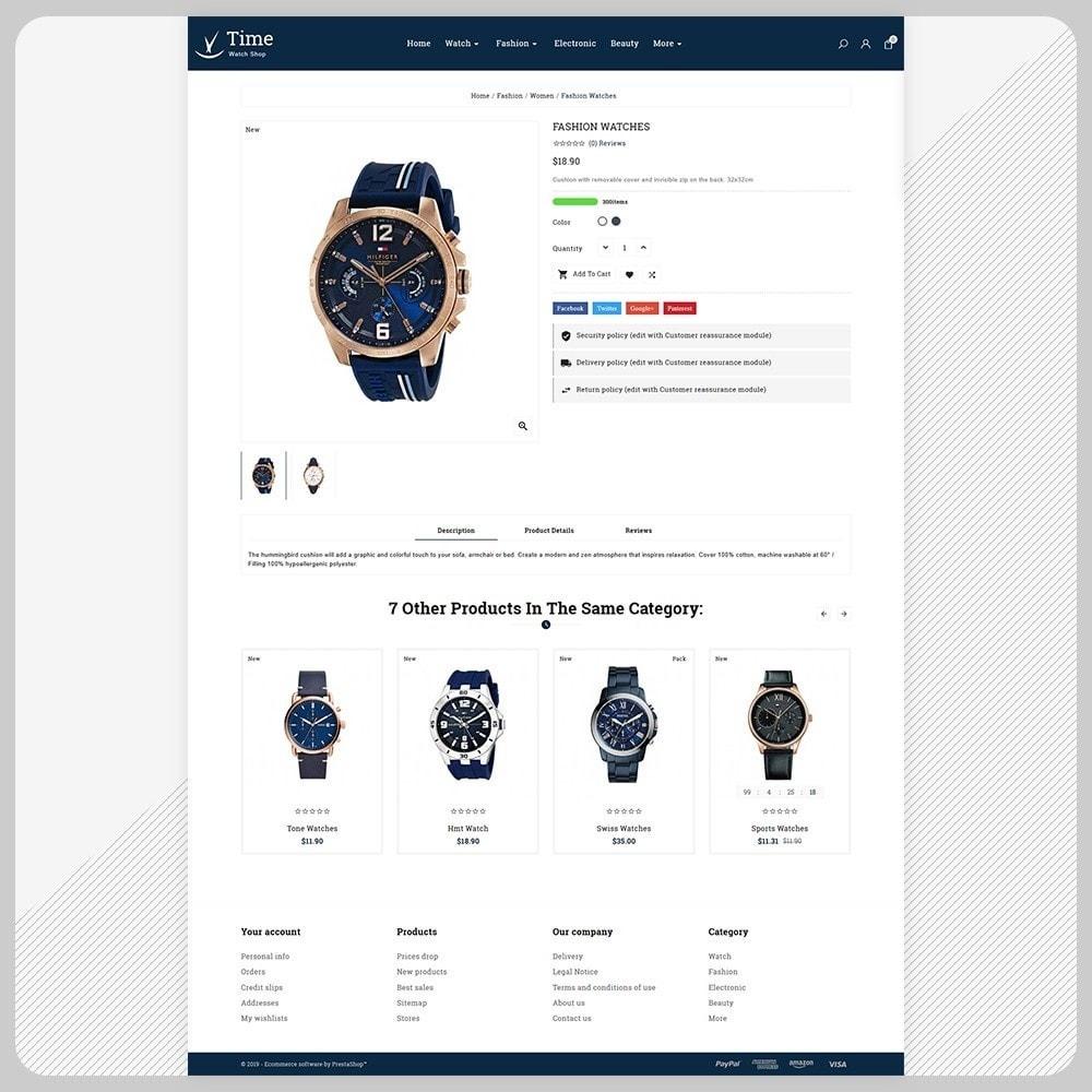 theme - Fashion & Shoes - Time Regarder - Watch Big Mall - 4