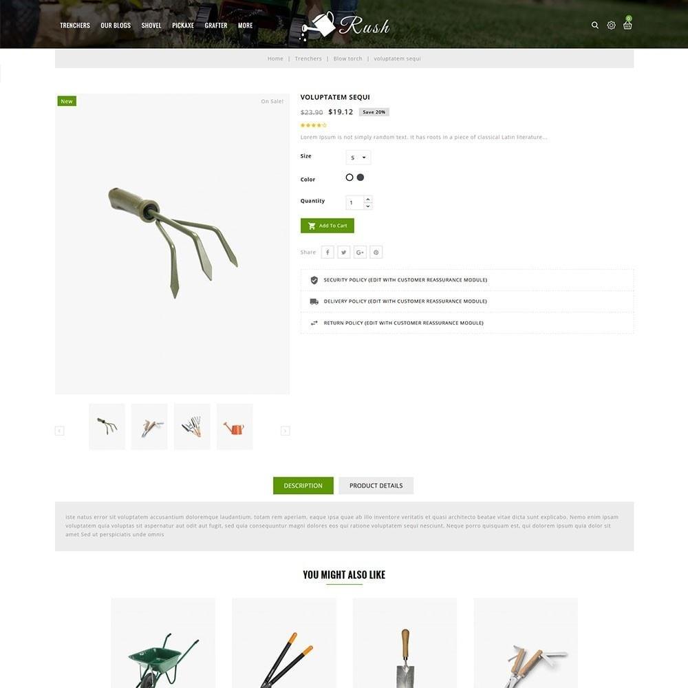 theme - Home & Garden - Rush - The Gardening Tools - 6