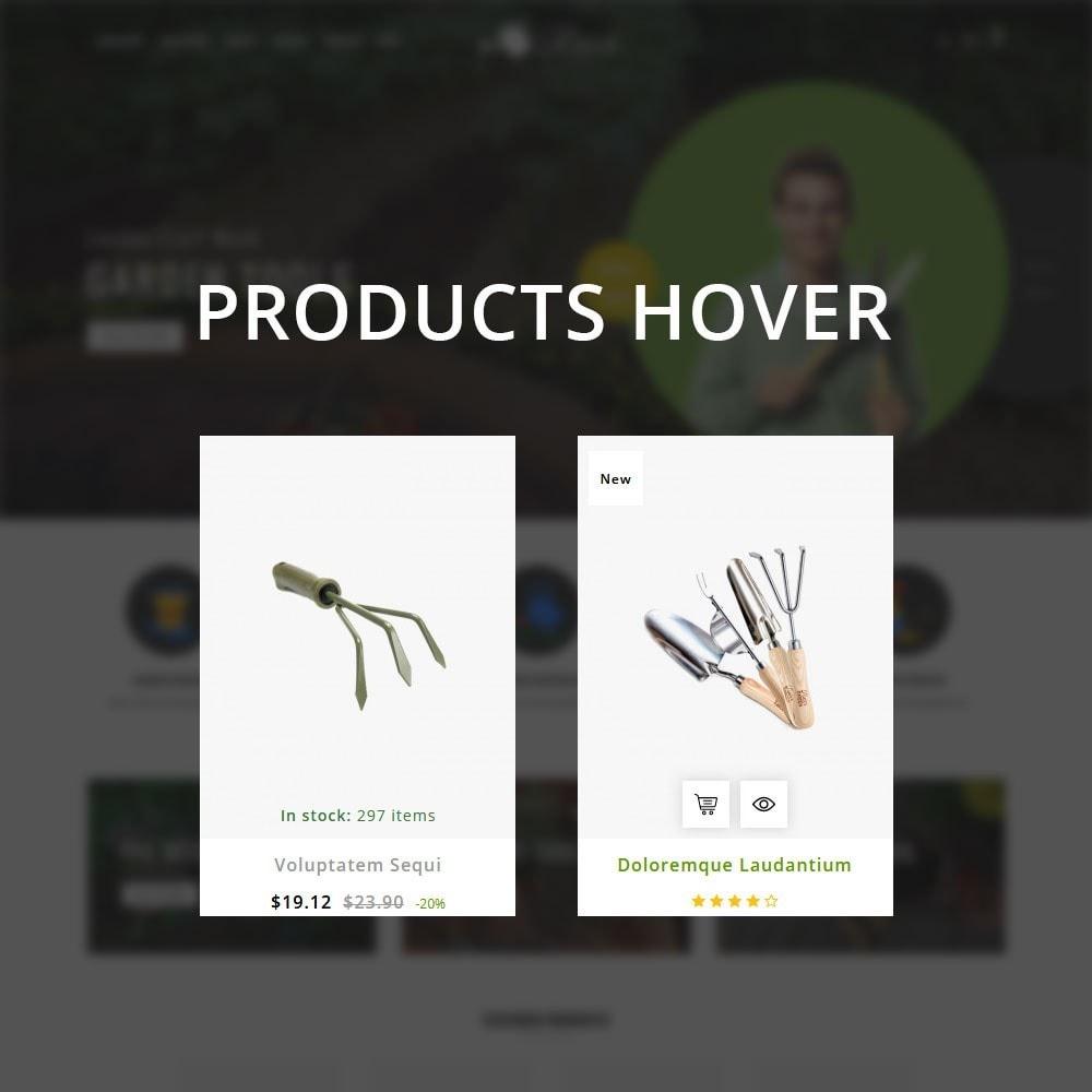theme - Home & Garden - Rush - The Gardening Tools - 11
