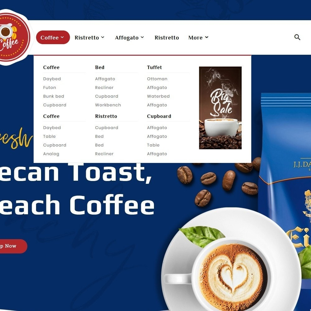 theme - Getränke & Tabak - Coffee Brew - Sweets & Dairy Drinks - 9