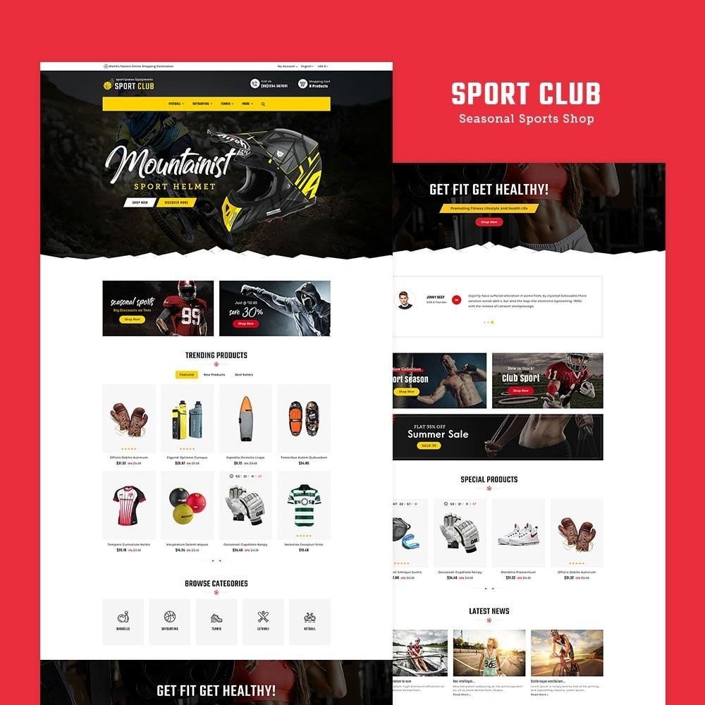 theme - Desporto, Actividades & Viagens - Mountain - Sports & Equipment - 2