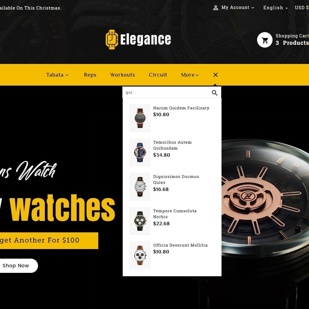 theme - Jewelry & Accessories - Elegance - Luxury Watches & Time - 10